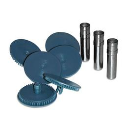 Replacement Punch Head for 160-Sheet High-Capacity Punch, 9/
