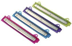 Bostitch Ring Binder 3 Hole Punch, 5 Sheets, Assorted Colors