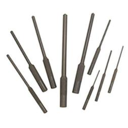 9 Piece Roll Pin Punch Set - 1/16 inch to 5/16 inch-2pack