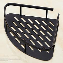 He Xiang Firm Shelf Copper Corner Basket Bathroom Tripod Bat