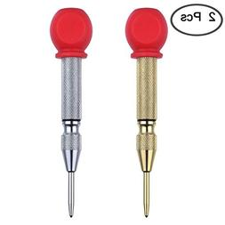 AFUNTA 2 PCS High Speed Center Punch, Center Hole Punch Mark
