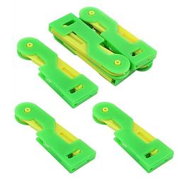 Stitch Sew Automatic Needle Threader Thread Guide 5pcs Green