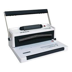TruBind Coil-Binding Machine - With Electric Coil Inserter -