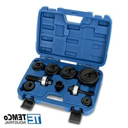 """TEMCo TH0390 Manual knockout Punch Kit ½"""" to 2"""" Electri"""