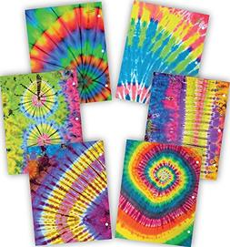 New Generation - Tie Dye - 2 Pocket Folders / Portfolio 6 PA
