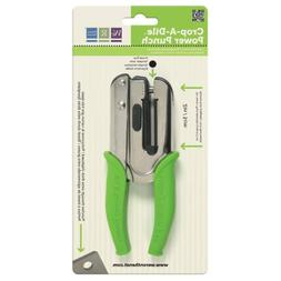 We R Memory Crop-A-Dile Power Punch 1/4""