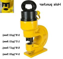Widly used 31T punching force Hydraulic Hole Punching Tool f